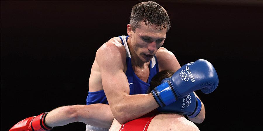 Замковой вышел в полуфинал Олимпийских игр