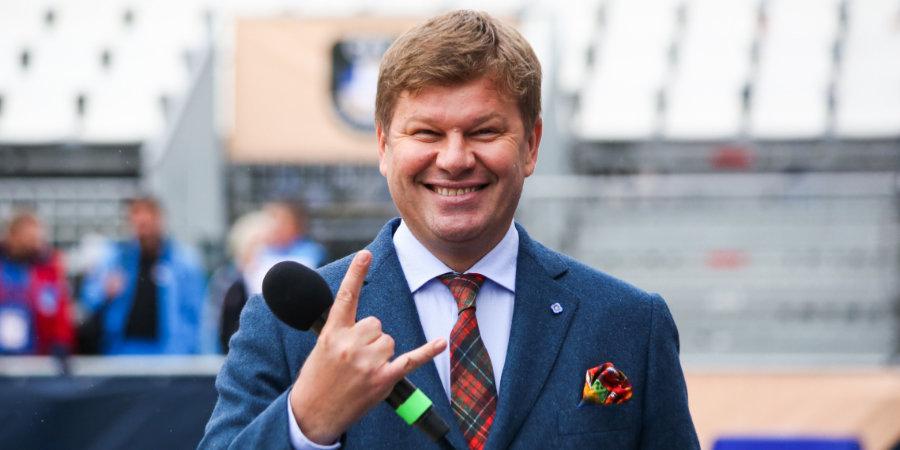 Дмитрий Губерниев: «Каждый раз надеюсь, что Логинов начнет вылезать из штопора, но нет. Саша сам выбрал свой путь»