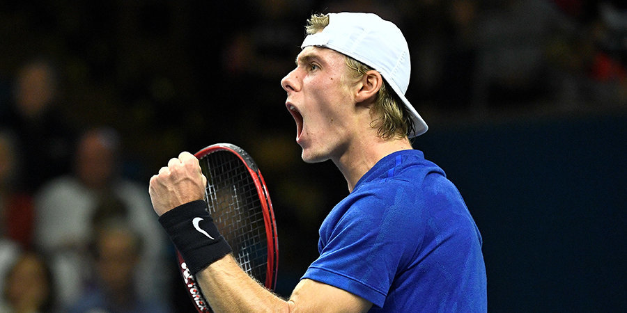 Шаповалов завоевал первый титул ATP в карьере