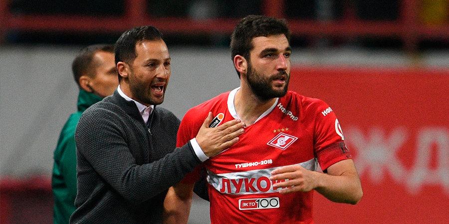 «Спартак» показал, что осталось за кадром кубкового матча с «Ростовом»