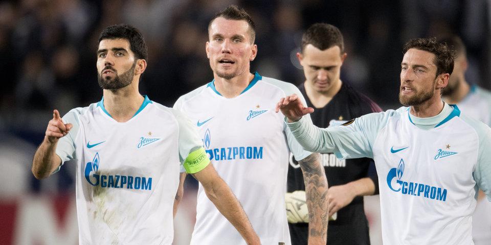 «Зенит» выдал один из худших таймов, а «Спартак» идет на поправку. Как российские клубы выступили в Лиге Европы