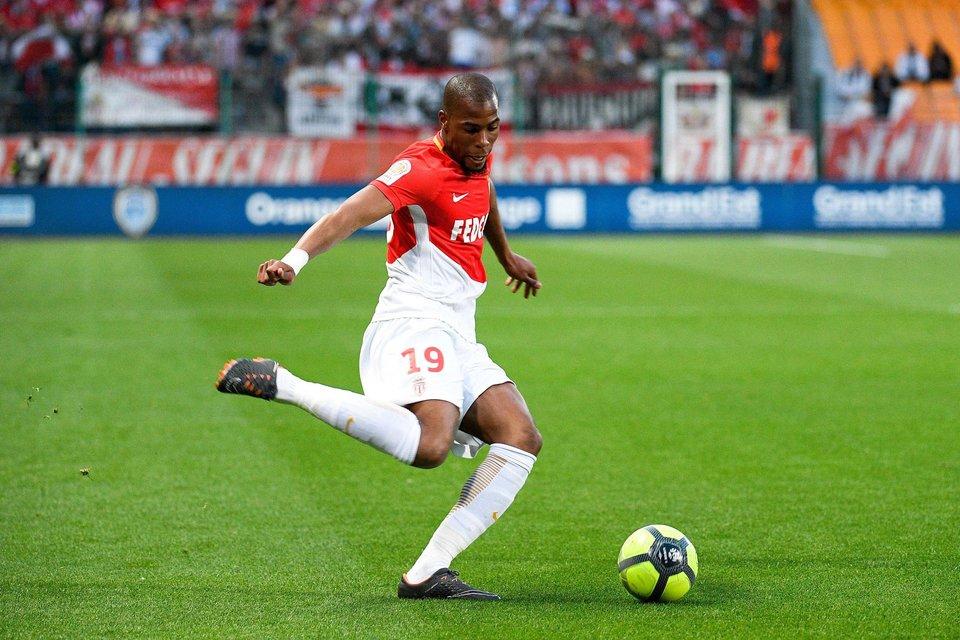 «Интер» нацелился на защитника «Монако» Сидибе