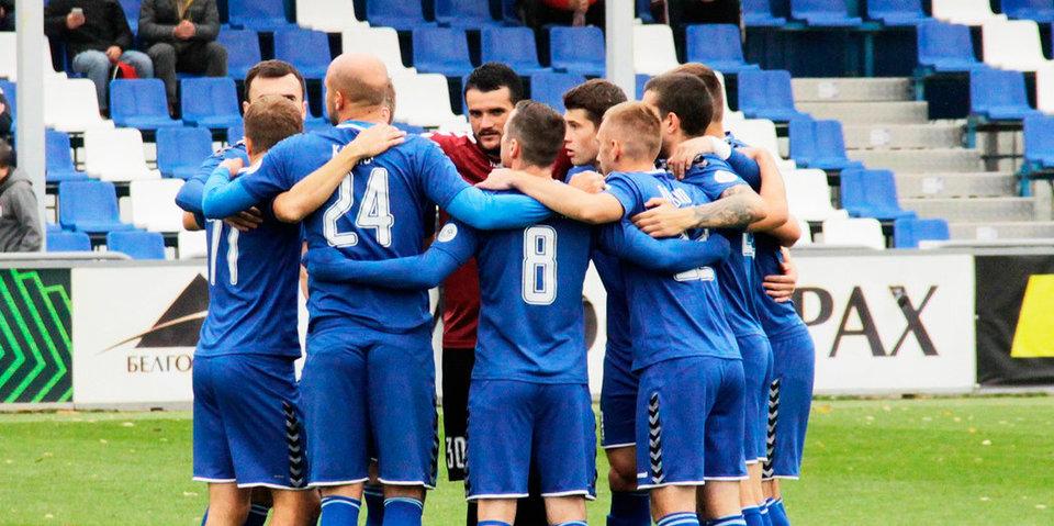«Слуцк» прервал 6-матчевую серию без побед, обыграв «Минск»