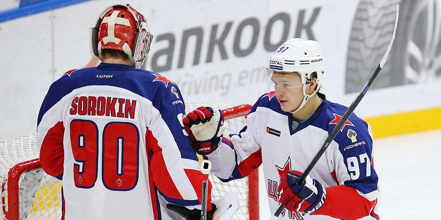 Капризов и Сорокин по-прежнему не подписали контракты в Северной Америке. Они сыграют в нынешнем сезоне?