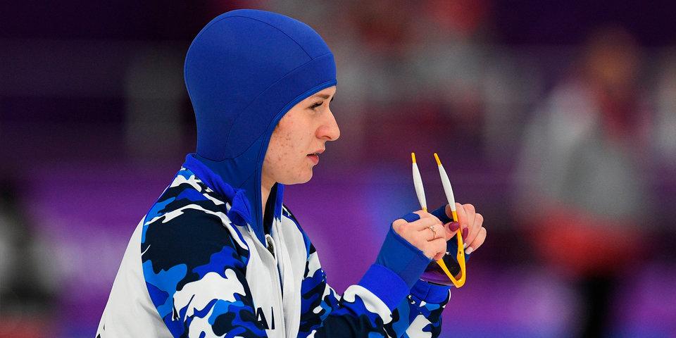 Россиянки завоевали бронзу на этапе Кубка мира по конькобежному спорту