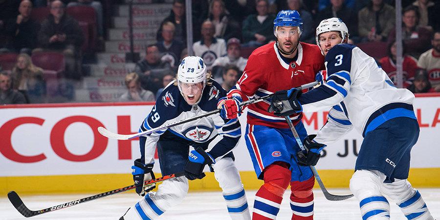 Ковальчук ярко дебютировал за «Монреаль», Варламов засушил свою бывшую команду. Обзор дня НХЛ