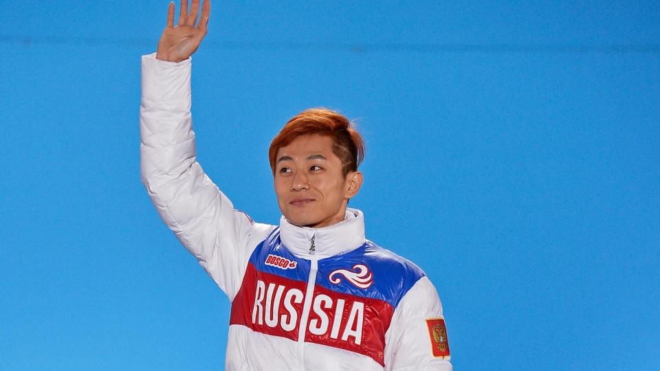 Ан обратился в Международный союз конькобежцев с просьбой сообщить, упоминается ли он в докладе ВАДА