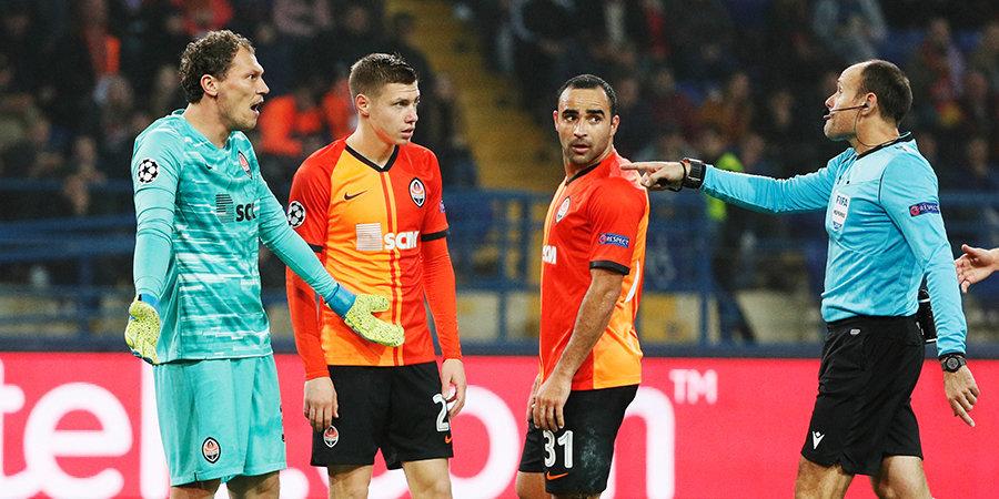 Андрей Пятов — о матче с «Монако»: «Мы все в «Шахтере» готовимся и думаем только об этой игре»