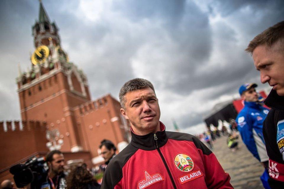 Белорусская команда «МАЗ-СПОРТавто» снялась с ралли «Шелковый путь»