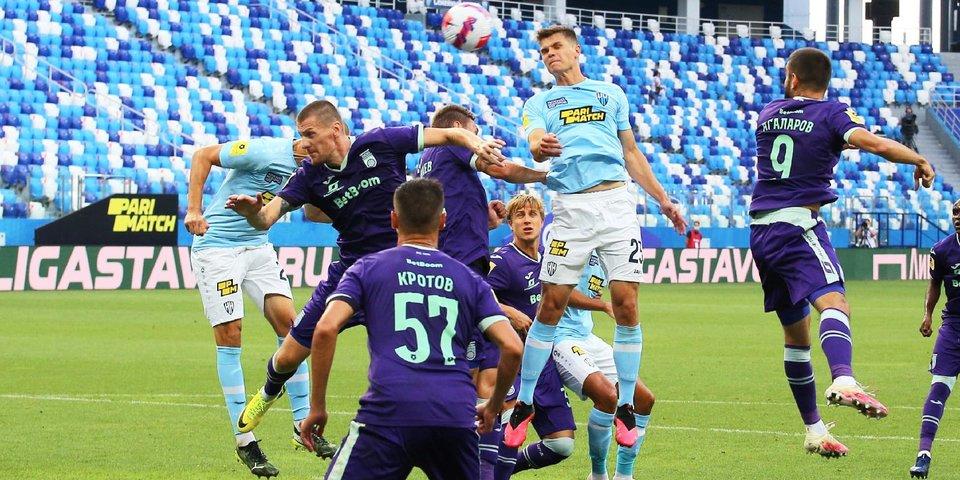 «Нижний Новгород» потерпел первое поражение в Тинькофф РПЛ, уступив «Уфе»