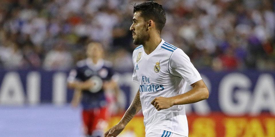«Арсенал» не может договориться с «Реалом» об аренде Себальоса