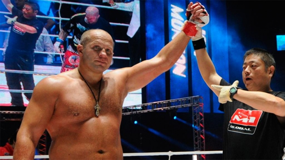 Емельяненко будет проверен на допинг перед боем с Митрионом