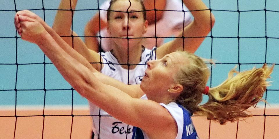 Кириллову включили в Зал волейбольной славы