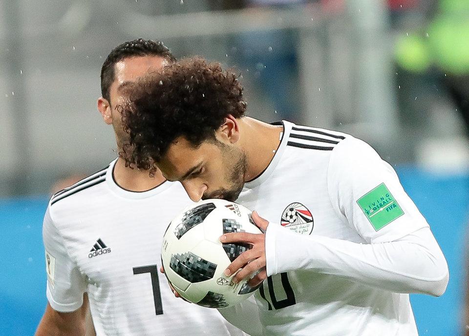 Федерация футбола Египта хочет подать жалобу на судейство в матче с Россией