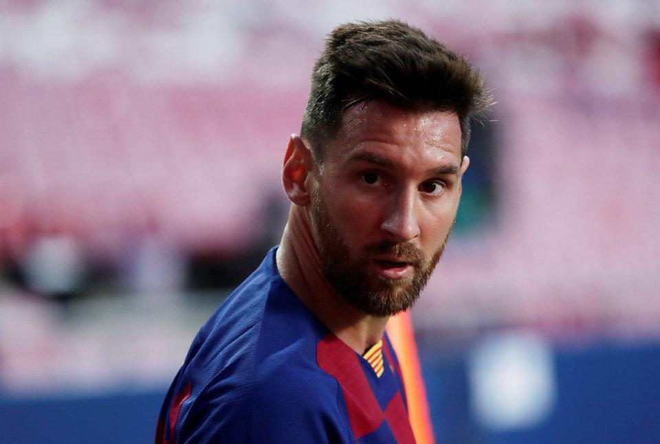 Самюэль Это'О: «Барселона» — это Месси. Если Лео решит уйти ...