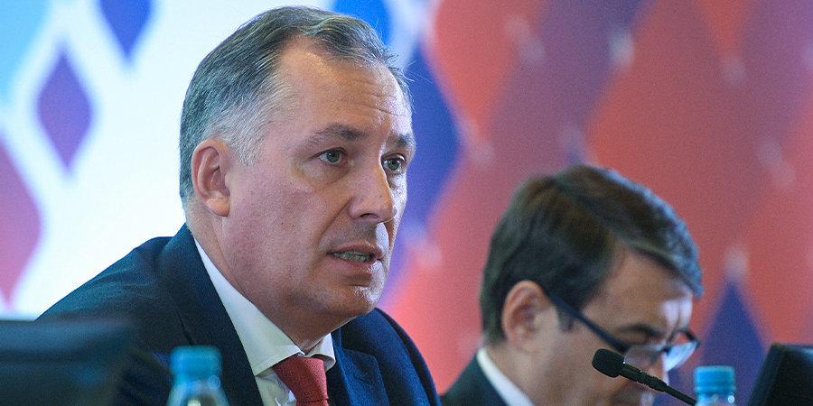Станислав Поздняков: «Мы считаем неадекватными и неверными те меры, которые предлагает комитет ВАДА по соответствию»