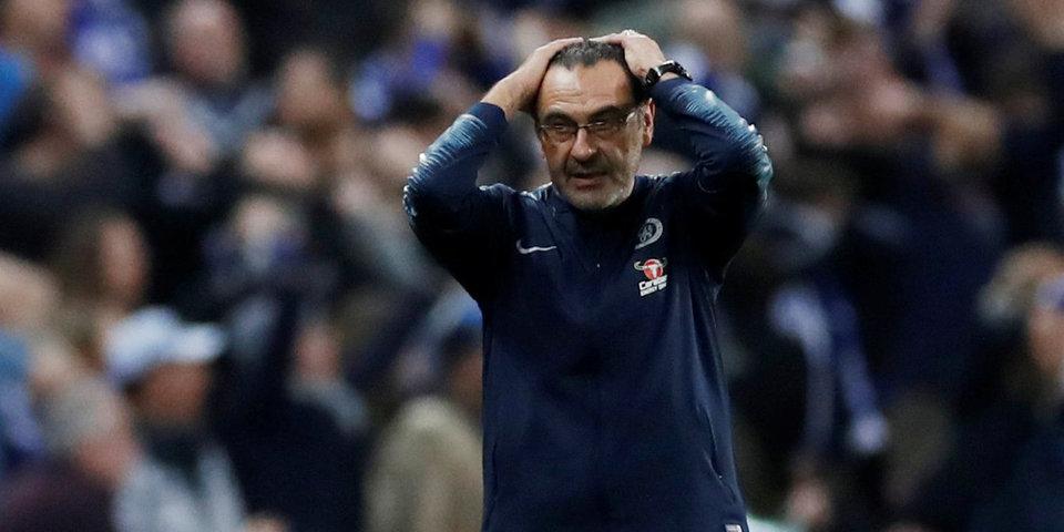 СМИ: У Сарри возникли сложности с уходом из «Челси»