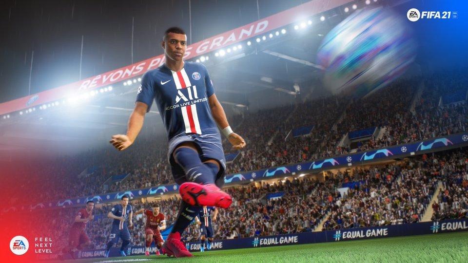 FIFA 21 для Nintendo Switch получила рейтинг 0,2 из 10 возможных