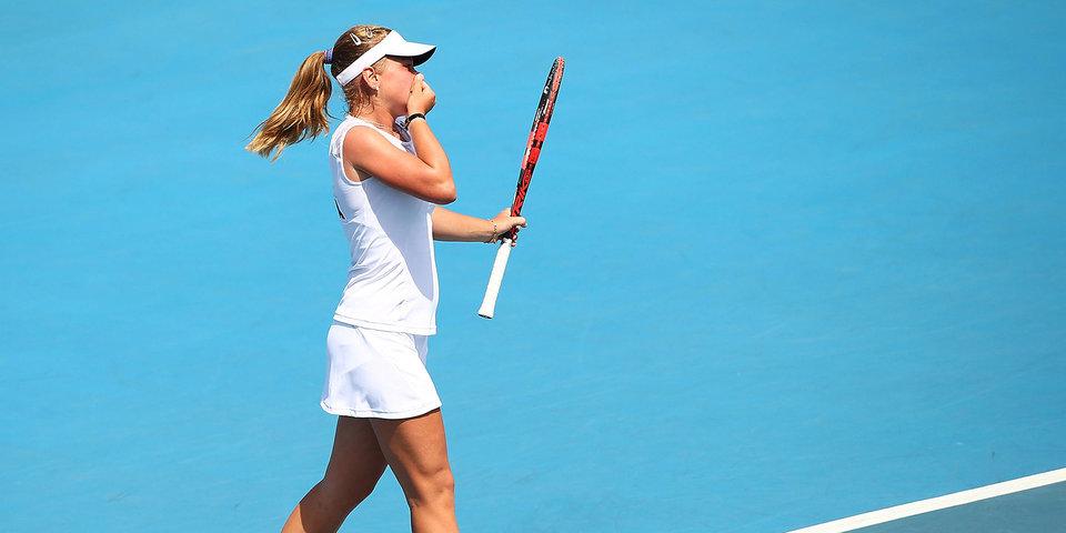 Хромачева и Кудерметова уступили в финале парного разряда турнира в Чарльстоне