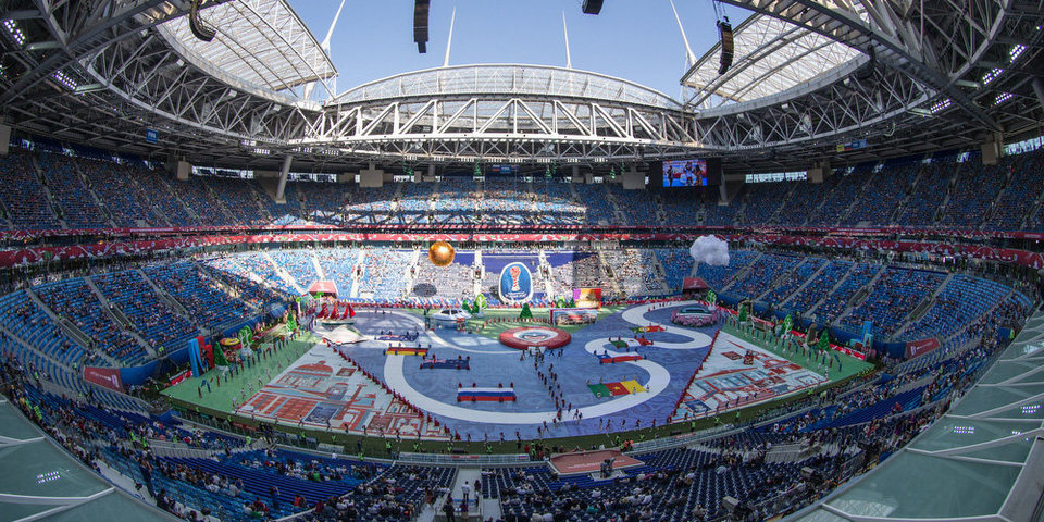 В Санкт-Петербурге прошла церемония закрытия Кубка конфедераций