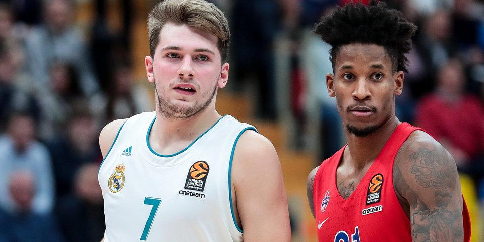 19-летний Дончич признан MVP Евролиги, Швед – лучший бомбардир