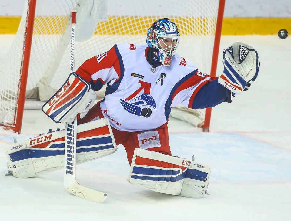 «Локомотив» рискует потерять двух своих вратарей