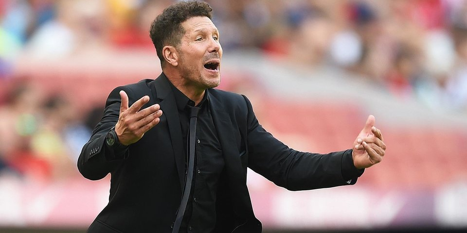 «Атлетико» после вылета из Лиги чемпионов уступил «Атлетику»