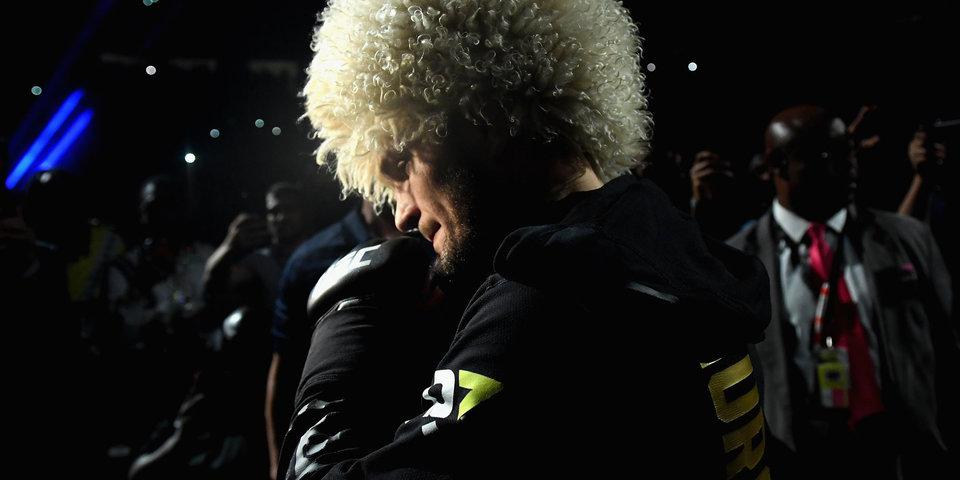 Хабиб Нурмагомедов: «Если буду выступать в боксе, то подерусь только с Мейвейзером»