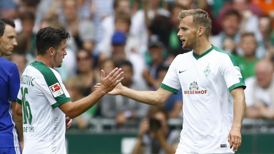 «Вердер» продлил безвыигрышную серию в Германии до 14 матчей подряд