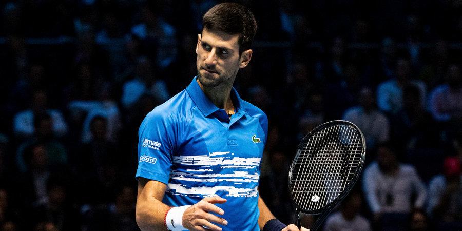 Джокович и Поспишил хотят вернуться в Совет игроков ATP, из которого ушли в собственную организацию