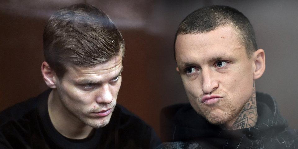 Братья Кокорины и Мамаев арестованы до 8 декабря. Как это было