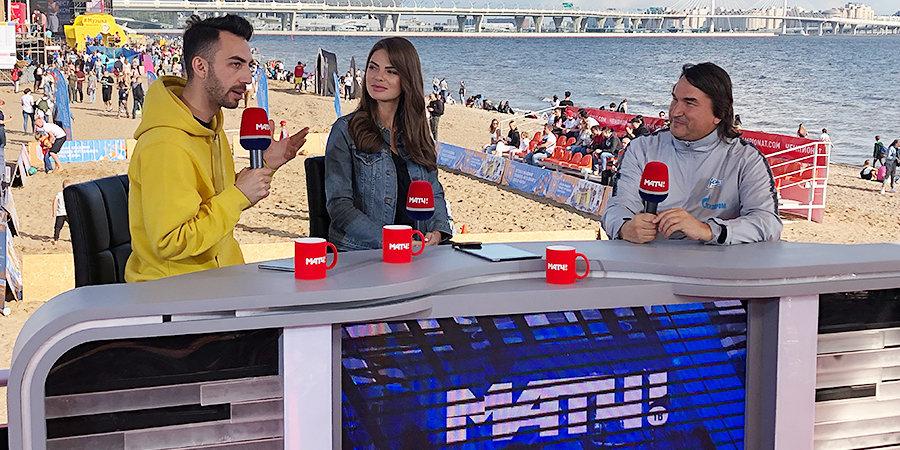 Центр притяжения: студия «Матч ТВ» объединила любителей спорта на VK Fest