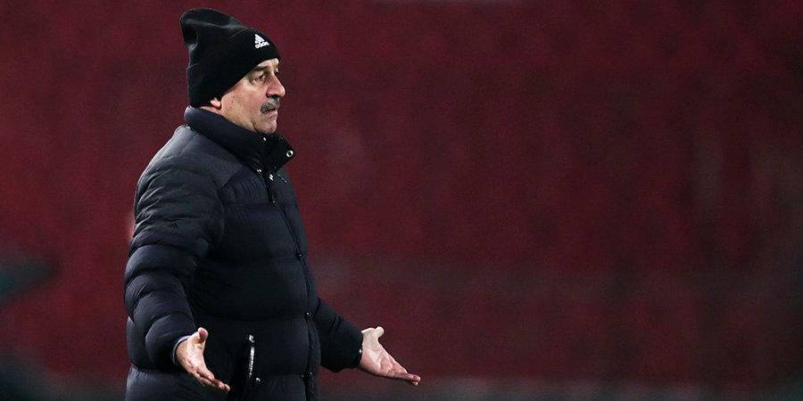 Александр Панов: «Пик у Черчесова прошел, может, нужен иностранец с прогрессивным видением футбола?»
