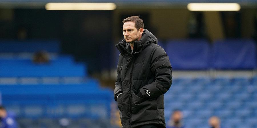 Лэмпард заявил, что хотел приобрести Райса в «Челси»
