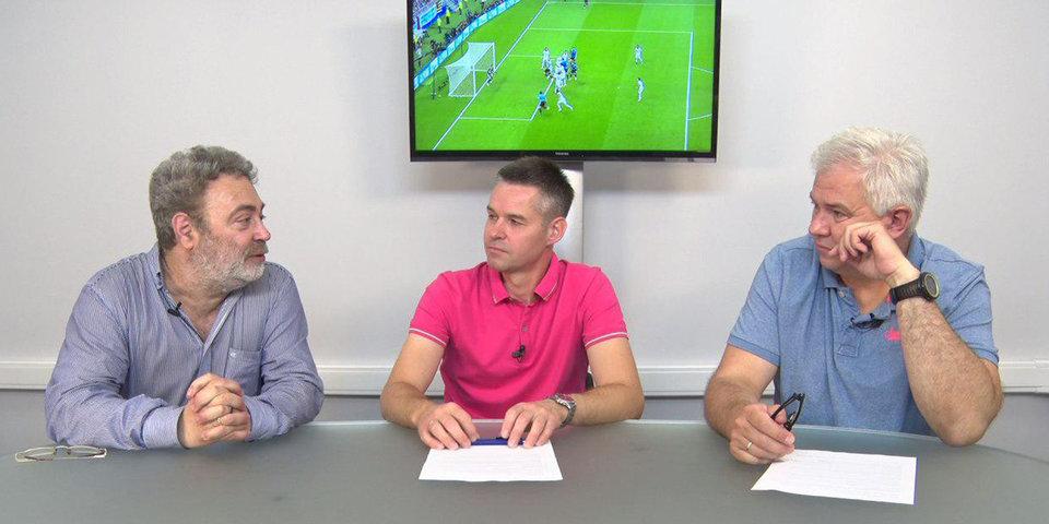 «Сыграть против Испании нужно так...» Беленький, Дзичковский и Трушечкин - о главном
