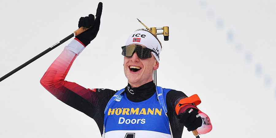 Йоханнес Бё выиграл спринт в Нове-Место, Латыпов — лучший из россиян, Логинов — 65-й