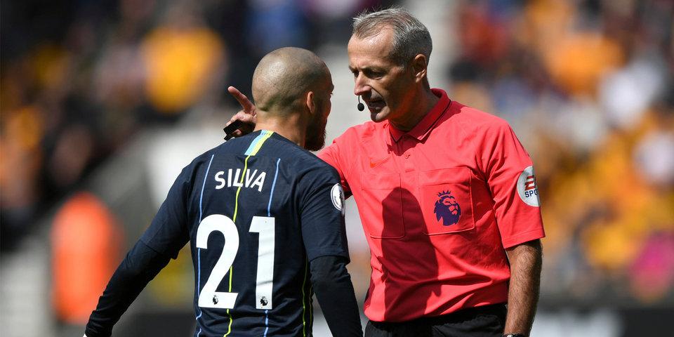 Арбитр засчитал гол рукой в ворота «Ман Сити». В английском футболе скандал