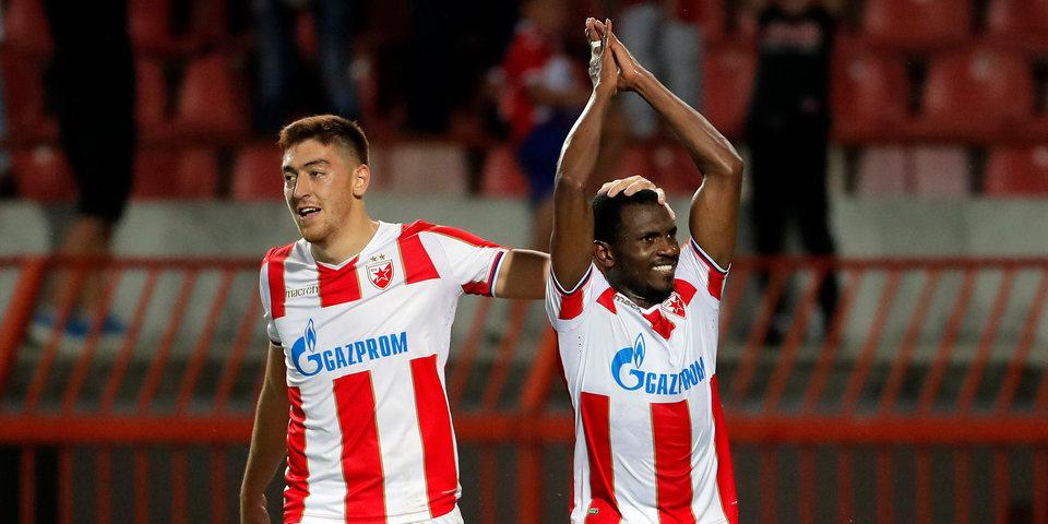 «Црвена Звезда» забила «Спартаку» ударом через себя