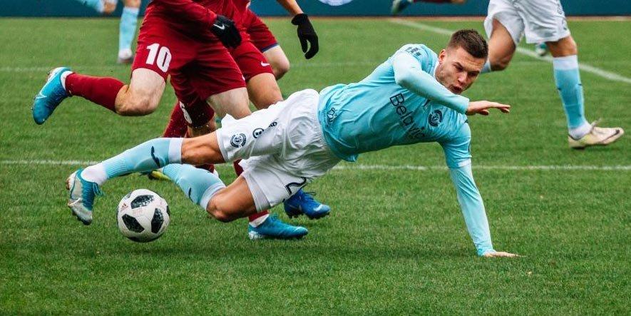 Брестское «Динамо» опустилось на 14-е место в Высшей лиге после поражения от «Шахтера»