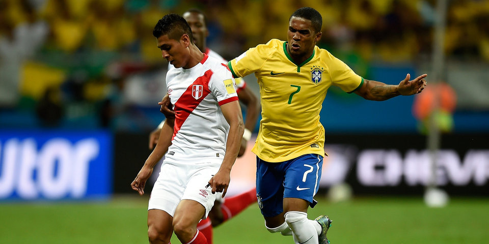 Данило и Коста пропустили тренировку бразильцев в Сочи из-за травм