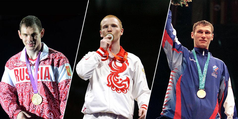 Лицами чемпионата мира в Екатеринбурге стали три олимпийских чемпиона