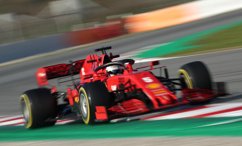 «Феррари» приготовила новое переднее крыло к Гран-при Штирии