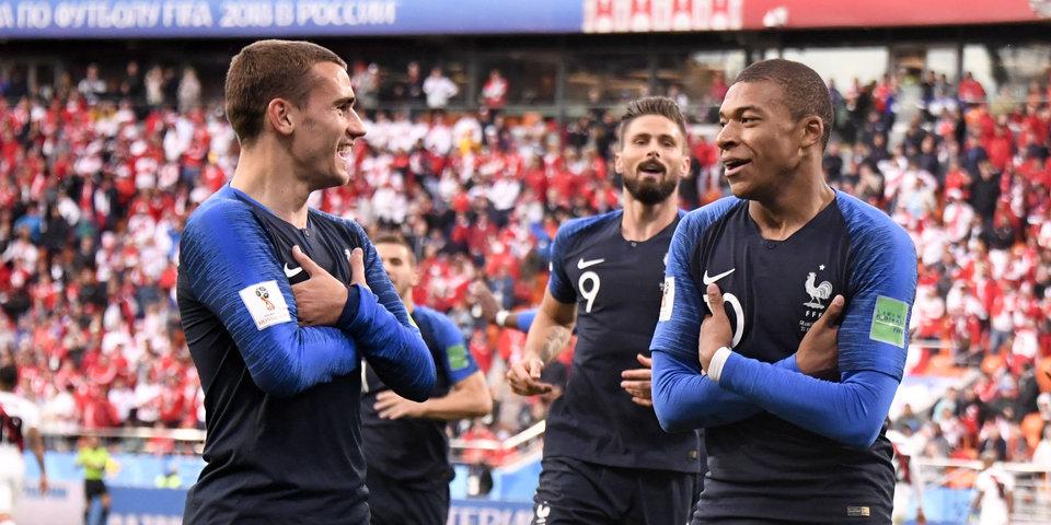 Франция, Бельгия, Англия и Хорватия. Как бы выглядели полуфиналы ЧМ-2018 из киберспортсменов