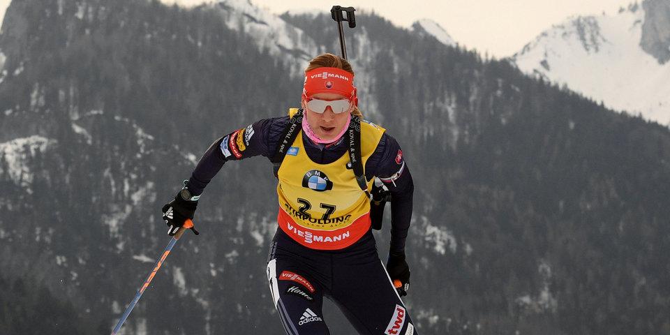 Анастасия Кузьмина: «Трасса такая, что надо было бежать не на лыжах, а на коньках»