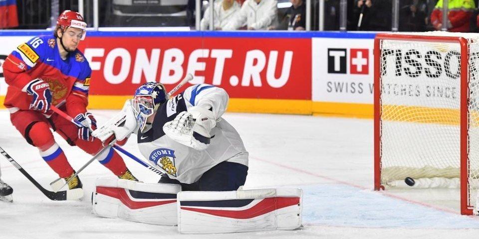 Россия выигрывает бронзу чемпионата мира