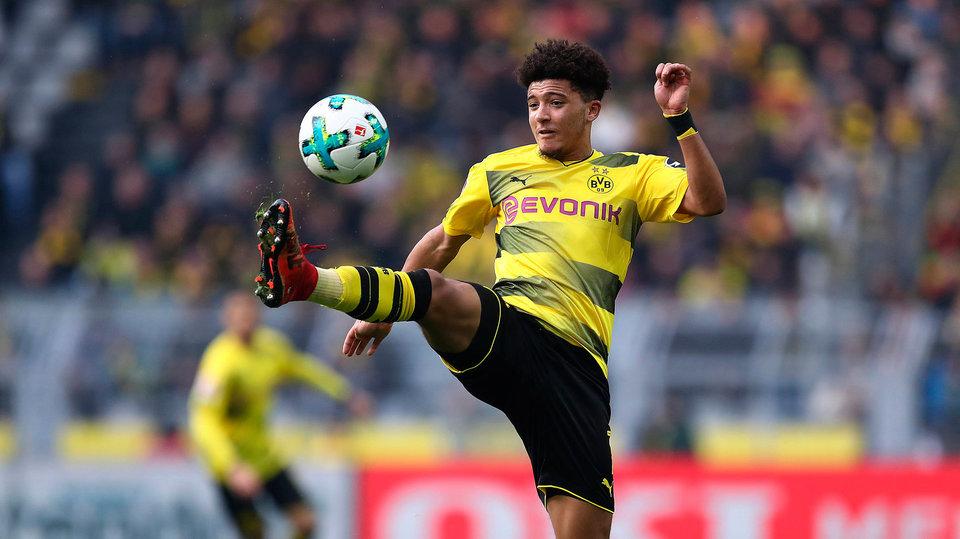 Санчо исключен из состава дортмундской «Боруссии» за позднее возвращение из сборной