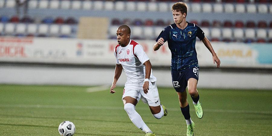 «Сочи» вновь обыграл «Кешлю» и вышел в третий отборочный раунд Лиги конференций