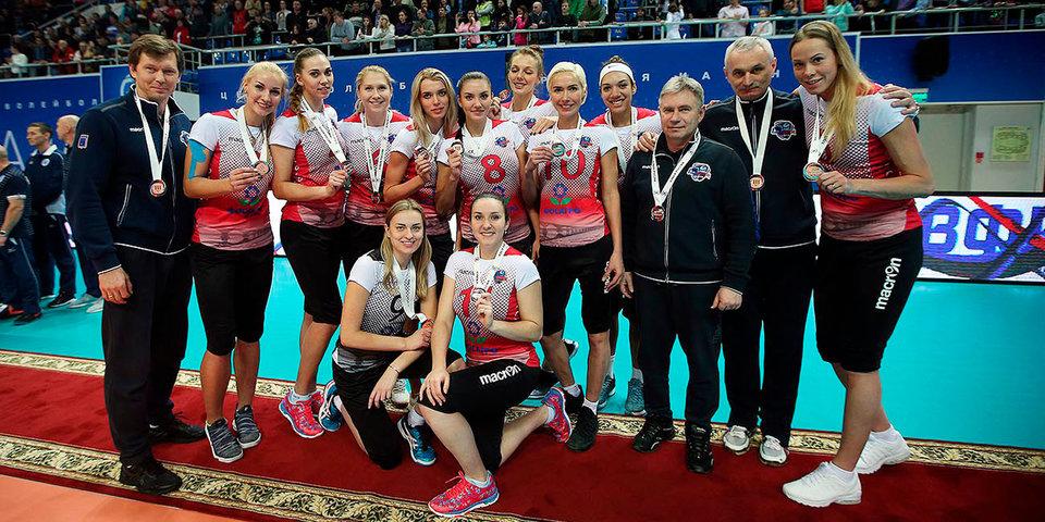 «Протон» выиграл бронзу Кубка России