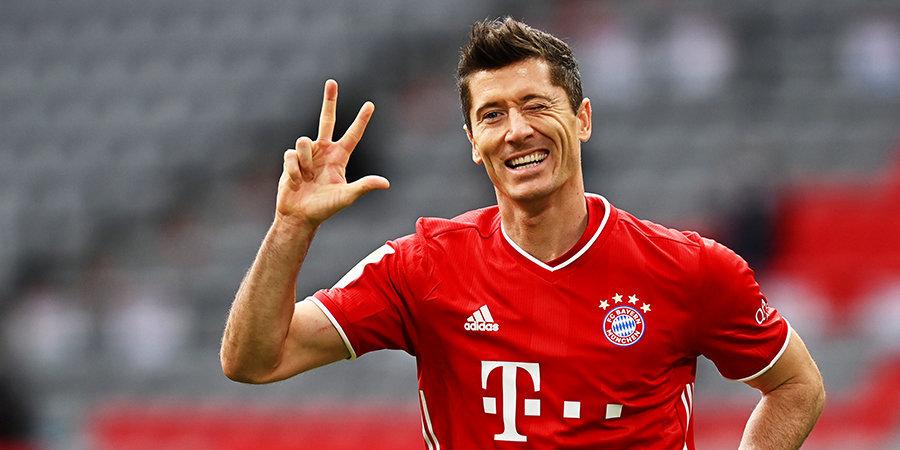 «Бавария» установила рекорд Лиги чемпионов в матче с «Зальцбургом»