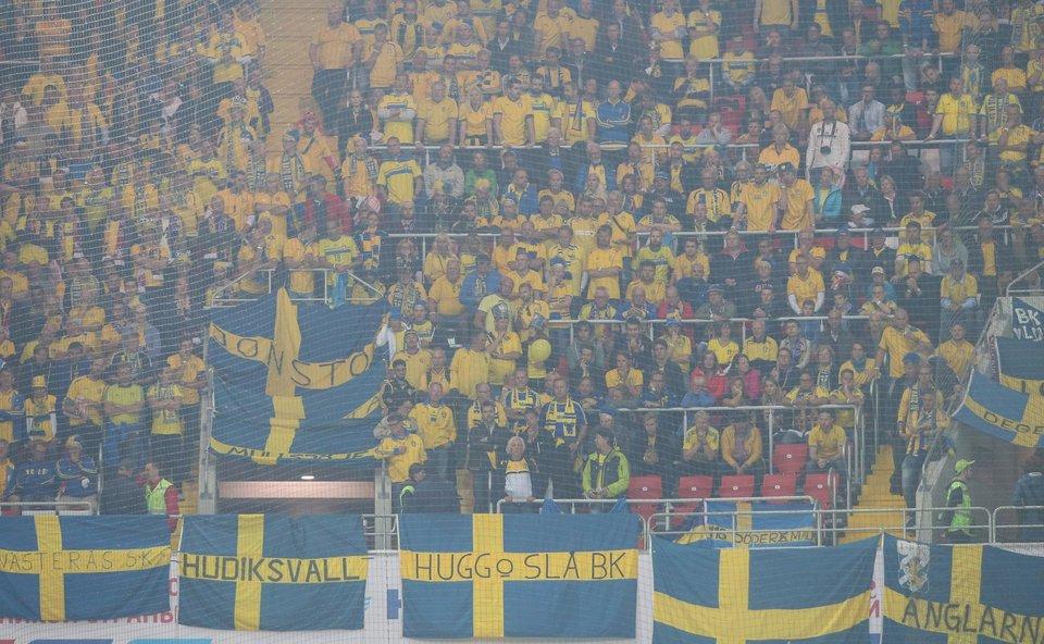 150 болельщиков из Швеции не смогут прибыть на матч ЧМ-2018 в Нижний Новгород